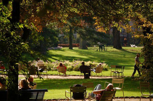luxemburgo Garden